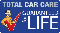 Total Car Care Guaranteed For Life