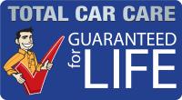 Total Car Care Guaranteed For Life